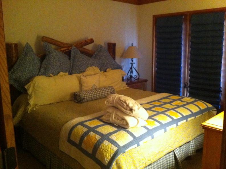 my room in Beaver Creek
